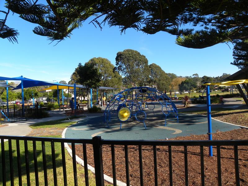 Corrigans Playground