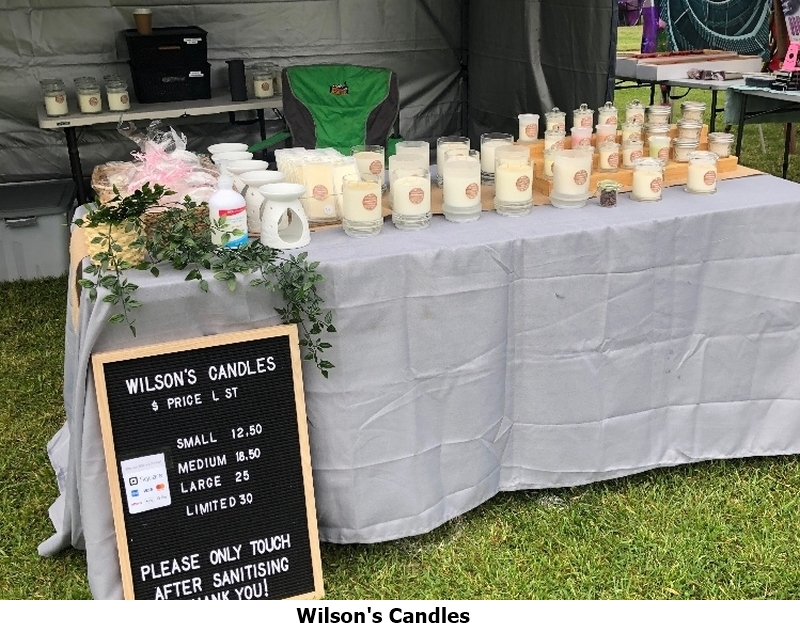 Wilson's Candles