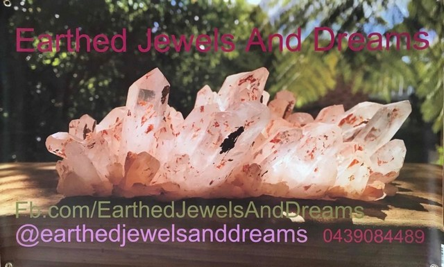 Earthed Jewels and Dreams